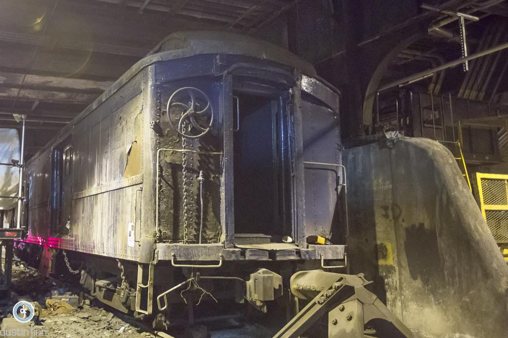 FDR Train Car