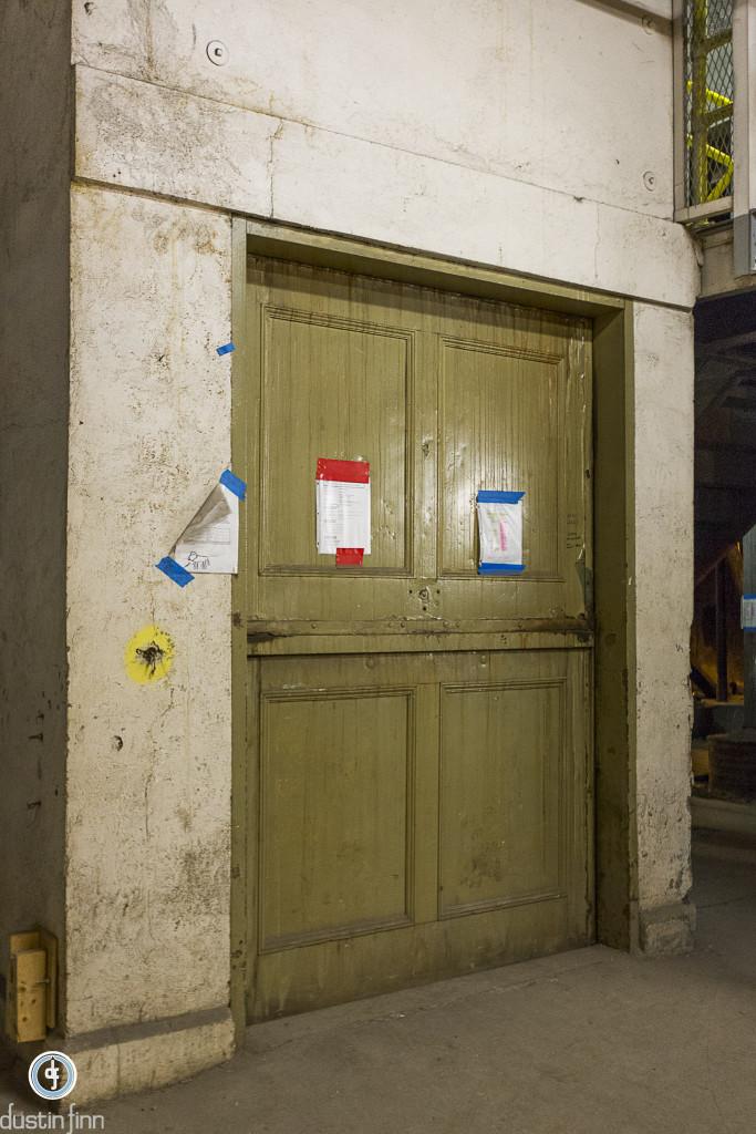 Waldorf-Astoria Elevator Doors